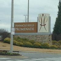 Photo taken at Pinnacle Hills Promenade Mall by Tammy M. on 1/5/2013