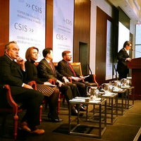 Photo taken at Center for Strategic and International Studies (CSIS) by Jason W. on 2/17/2015