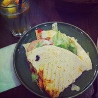 Photo taken at Bocadillo Café by Anett B. on 10/26/2012
