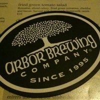 Photo taken at Arbor Brewing Company by Liana Y. on 12/17/2012
