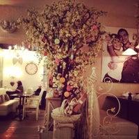 Photo taken at Бар-ресторан СЧАСТЬЕ by Anna_A on 10/11/2012