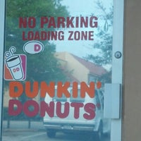 Photo taken at Dunkin' Donuts by Scott W. on 1/7/2013