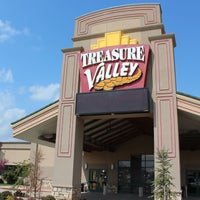 Photo taken at Treasure Valley Casino by CNDC on 11/4/2013