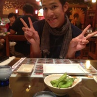Photo taken at Fusion Sushi by Randee on 9/3/2013