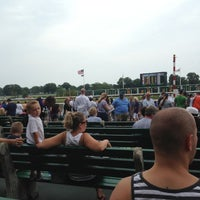 Photo taken at Monmouth Park Racetrack by Edward S. on 7/28/2013