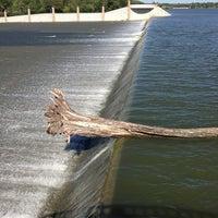 Photo taken at White Rock Lake Spillway by Dave J. on 10/14/2012
