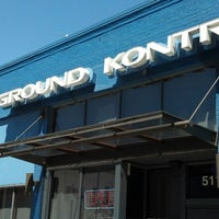 Photo taken at Ground Kontrol Classic Arcade by Kenneth S. on 7/26/2013