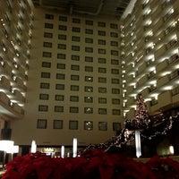 Photo taken at Hilton Nashville Downtown by Jennifer T. on 12/19/2012