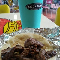 Photo taken at Taco Cabana by MacGruber M. on 9/20/2012