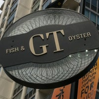 Photo taken at GT Fish and Oyster by Charlotte H. on 6/14/2013