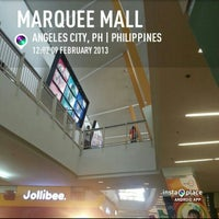Photo taken at MarQuee Mall by 3rdy A. on 2/9/2013
