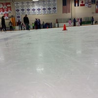 Photo taken at Edge Ice Arena by Chris R. on 1/4/2014