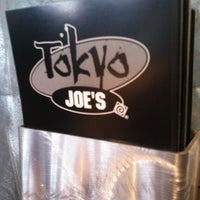 Photo taken at Tokyo Joe's by Chris R. on 6/20/2013