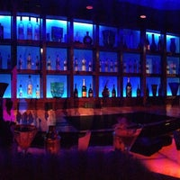 Photo taken at Blue Martini by Denis H. on 2/7/2013