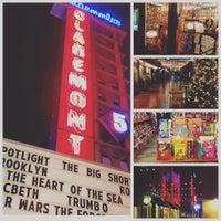 Photo taken at Laemmle Claremont 5 by Rob on 12/23/2015