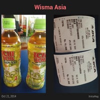 Photo taken at Wisma Asia I (BCA) by Eka S. on 10/21/2014