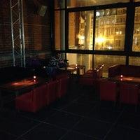 Photo taken at Gazuza Lounge by Boris B. on 12/17/2012