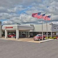 Photo taken at Bergstrom Chrysler Dodge Jeep Ram of Kaukauna by Craig R. on 11/14/2012