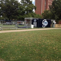 Photo taken at South Oval by Merry Madsmas on 10/4/2013
