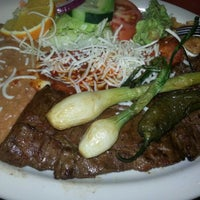 Photo taken at Cocula Mexican Restaurant by Aanessa S. on 1/2/2013