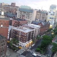 Photo taken at Andersen Hall Manhattan School of Music by Guilherme S. on 6/6/2016