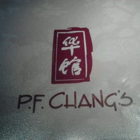 Photo taken at P.F. Chang's by Timothy F. on 9/16/2012