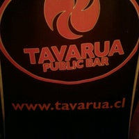 Photo taken at Tavarua Public Bar by Camila-María R. on 9/22/2012