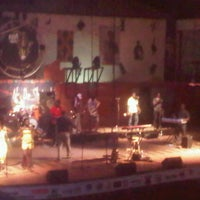 Photo taken at Femi Kuti Shrine by Sholly B. on 11/1/2012