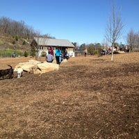 Photo taken at Piedmont Park Dog Park by Gordon W. on 2/24/2013
