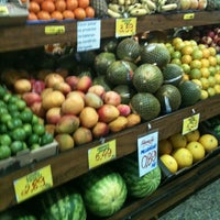 Photo taken at Carrossel Supermercados by Leandro R. on 5/18/2013