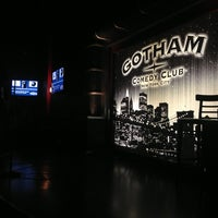 Photo taken at Gotham Comedy Club by Jackie C. on 2/10/2013