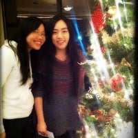 Photo taken at Water's Edge Resturant by 育美 on 12/15/2013