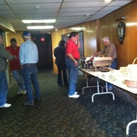 Photo taken at VFW Hall by Michelle S. on 10/27/2012