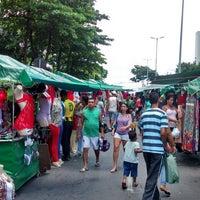 Photo taken at Feirinha do Eldorado by Djavan F. on 1/26/2014