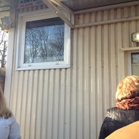 Photo taken at Генеральное консульство Польши в Калининграде by Катерина З. on 11/23/2012