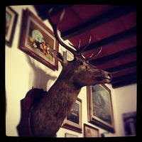 Photo taken at Trattoria Ruggero by Giulia M. on 11/29/2012