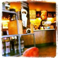 Photo taken at Starbucks by Chris K. on 10/11/2012