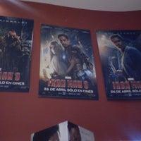 Photo taken at Cinemex by Mauricio B. on 4/26/2013