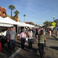 Photo taken at Tempe Festival of the Arts by Demetrio C. on 11/30/2012