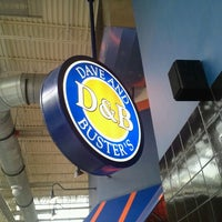 Photo taken at Dave & Buster's by Raylene on 11/25/2012