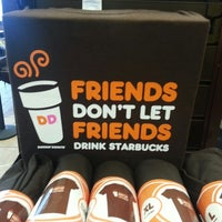Photo taken at Dunkin Donuts by Donald L. on 12/28/2013