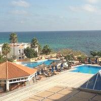 Photo taken at Insotel Club Formentera Playa Hotel by Dani R. on 9/27/2012