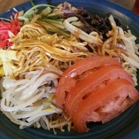 Photo taken at Monta Japanese Noodle House by Erin D. on 3/15/2013