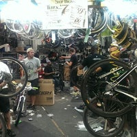 Photo taken at Roy's Sheepshead Cycle by Andrei B. on 7/22/2014