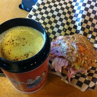 Photo taken at Jim & Patty's Coffee by SAC on 11/4/2012