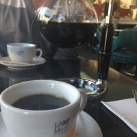 Photo taken at Lamill Coffee Boutique by Eder on 3/2/2013