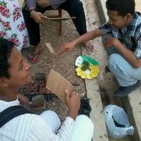 Photo taken at SMAN 2 Banjarbaru by Nur R. on 10/29/2012