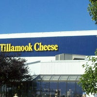 Photo taken at Tillamook Cheese Factory by Paul S. on 9/22/2012