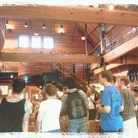 Photo taken at Big Red Barn by Pornteera O. on 8/30/2013