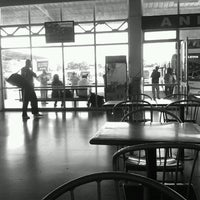 Photo taken at Terminal de Buses María Teresa by Gustavo V. on 10/27/2012